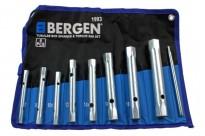 Pijpsleutelset 6 tot 22 mm 8-delig